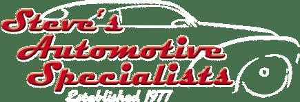 Steve's Automotive Specialists Logo